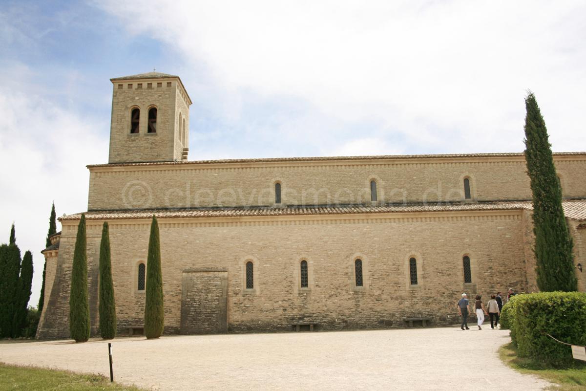 Abbaye du Barroux, Frankreich