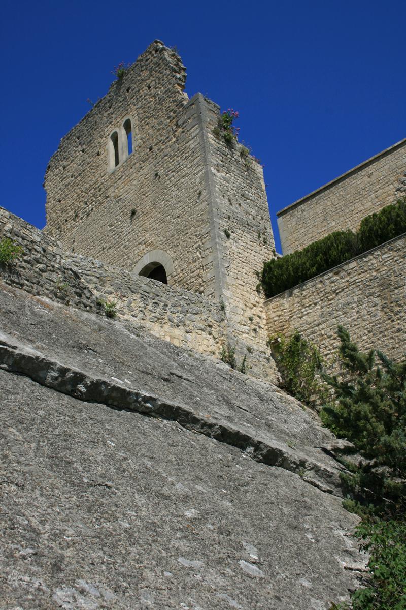 Crestet, Frankreich